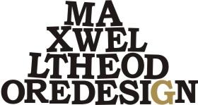 Maxwell Theodore Design Logo