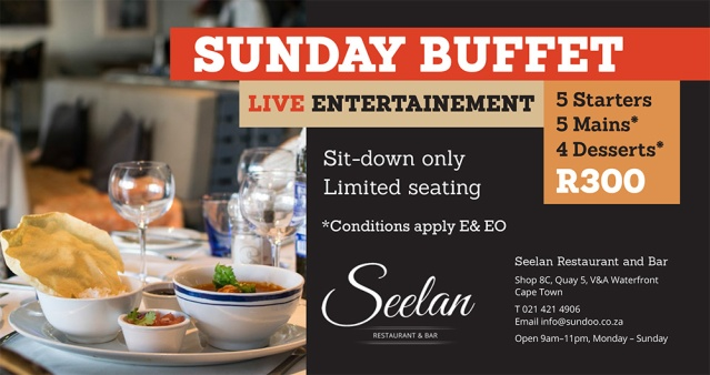 Seelan Sunday Buffet