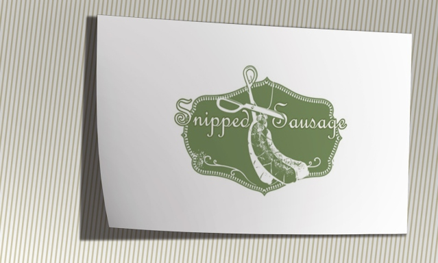 Snipped Sausage Card website