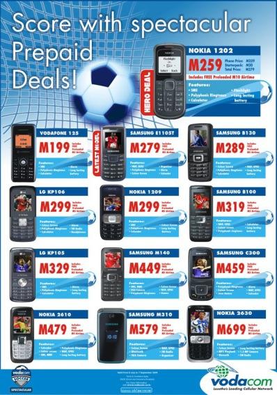 vodacom retail ad5
